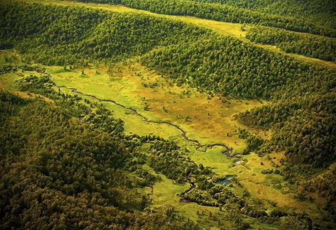 Природный парк Меандры Плоучницы1