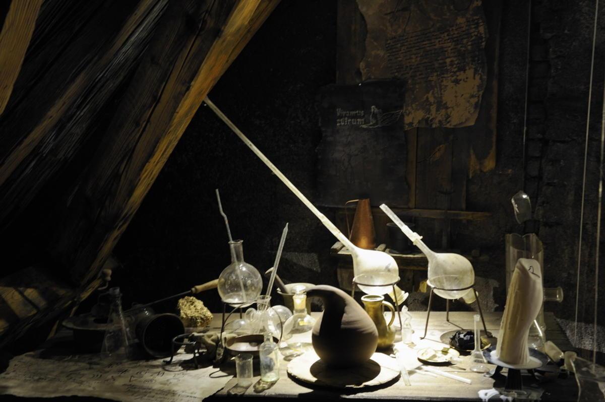 музей алхимии чехия