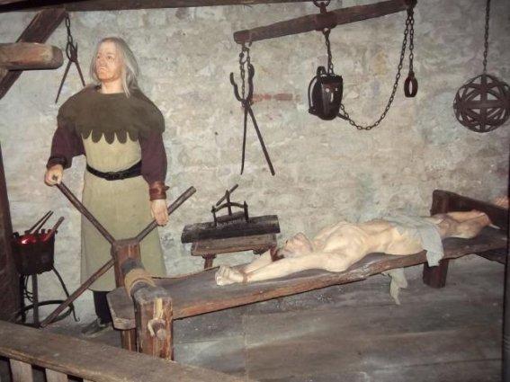музей пыток прага