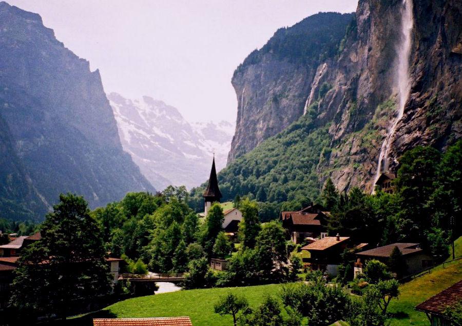 швейцария в чехии
